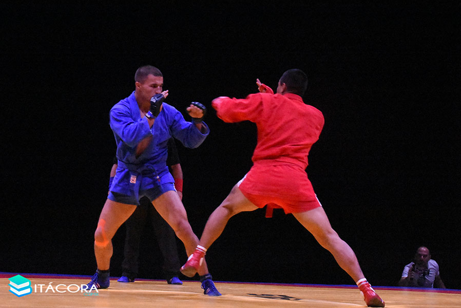 International Race and SAMBO COMBAT 2019